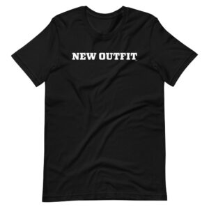 "Men's ""New Outfit"" Tee"